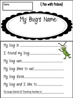 your favorite bugs
