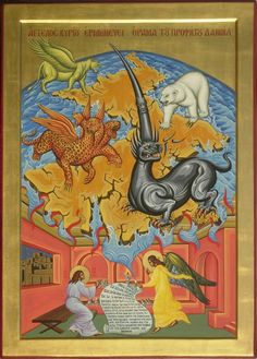 THE VISION OF PROPHET  DANIEL by logIcon