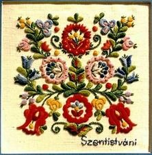 """Photo from album """"Венгерская вышивка"""" on Yandex. Hungarian Embroidery, Learn Embroidery, Crewel Embroidery, Floral Embroidery, Embroidery Patterns, Modern Embroidery, Stitch Head, Chain Stitch Embroidery, Vintage Jewelry Crafts"""