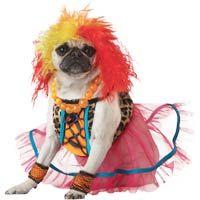 80's Pop Pup Dog Costume - Dog Costumes