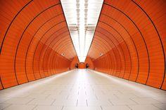 munich train station I believe - photo