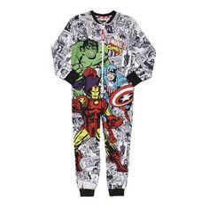 Lasten Marvel Comics fleecehaalari Marvel Avengers, Marvel Comics, Hulk, Disney, Outfits, Disney Art