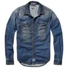 Pepe Jeans London | DANN denim shirt | Pepe Jeans London