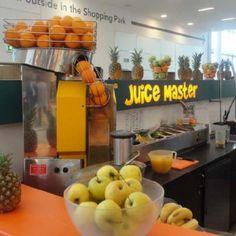 Fresh juice business plan
