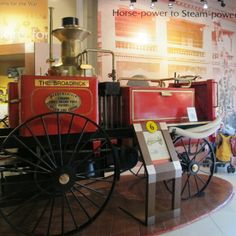 Old Singapore fire truck