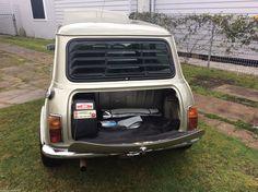 1978 Leyland Mini 1275 LS Nugget Gold  1978 Leyland Mini 1275 LS