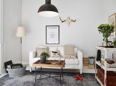 43 square meters studio apartment