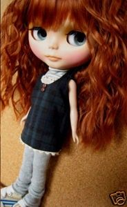 Blythe doll who looks just like my River