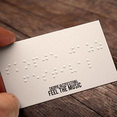 EFFECTS : Braille using Emboss Effect