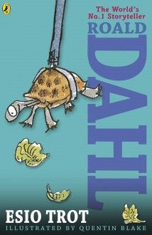 Esio Trot by Roald Dahl (Paperback, Great Gift! (New) (New) for Like the Esio Trot by Roald Dahl (Paperback, Great Gift! Roald Dahl Esio Trot, Roald Dahl Books, Book Club Books, The Book, Book Lists, Short Jokes, Quentin Blake, Reluctant Readers, Thing 1