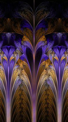 Vivaldi 27 2011 by Kattvinge Fractal Images, Fractal Art, Fractal Geometry, Exotic Art, Fractal Design, Pics Art, Psychedelic Art, Pretty Pictures, Unique Art