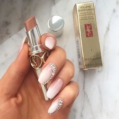 lipstick, nails, and luxury image
