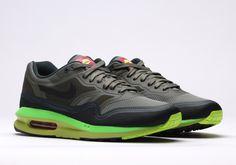 Nike Air Max Lunar1 WR – Iron Green – Black – Volt