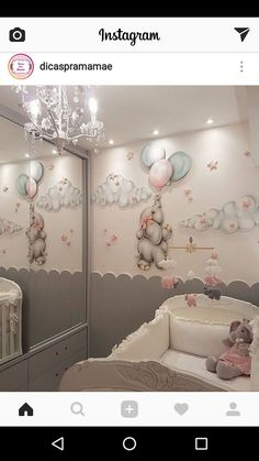 Easy Ways to Design and Decorate a Kids' Room Best Baby Room Decor Ideas Baby Boy Rooms, Baby Bedroom, Baby Room Decor, Nursery Room, Girl Nursery, Girl Room, Girls Bedroom, Nursery Themes, Bedrooms