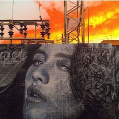Discover one of the most renowned Melbourne based street art artists, Rone