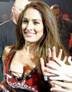 Nikki Bella on John Cena's proposal: 'I forgot how to breathe'  #JohnCena #BrieBella #NikkiBella