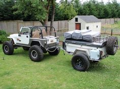 Military Expedition Trailer Built by Swag Off Road - Page 2 - Pirate4x4.Com : 4x4 and Off-Road Forum