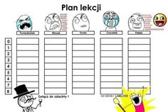 Plan lekcji dla szlachty - Plan lekcji dla szlachty World's First Biodegradable Phone Case daily planner daily schedule daily page undated planner Funny Mems, School Planner, Everything And Nothing, Cute Animal Videos, Bullet Journal Inspiration, Weekly Planner, Alter, Biodegradable Products, Lesson Plans