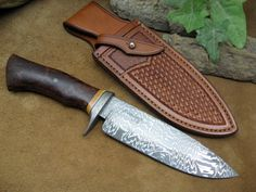 1000 Images About Custom Knives On Pinterest Damascus