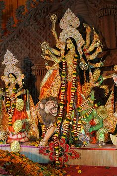 Hd Wallpaper 4k, Iphone Homescreen Wallpaper, Lion Wallpaper, Wallpapers, Religious Images, Religious Art, Maa Durga Hd Wallpaper, Kali Puja, Durga Ji