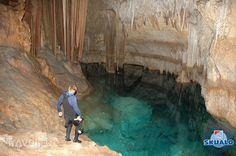 Балеарские острова: морские пещеры Майорки времён раннего палеолита