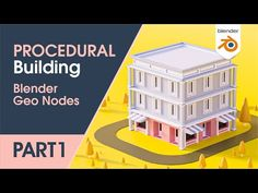 Blender 3d, Cinema 4d Tutorial, Blender Tutorial, Geometry, Advertising, Graphic Design, Building, Create, Youtube
