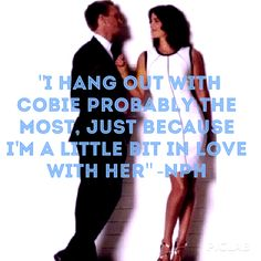Himym- Neil Patrick Harris and Cobie Smulders