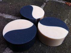 #natural Handmade #Soaps - Black & White - Balance soap http://www.mycraftkingdom.com