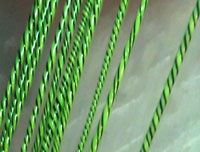 SLT University - How to make twisted vine glass canes. Video. Give the page some time to load.