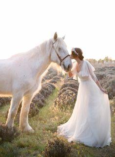 Pacific Casamentos + Jenny Yoo - This Modern Romance Ethereal Wedding, Lilac Wedding, Wedding Gowns, Dream Wedding, Tulle Wedding, Party Wedding, Boho Wedding, Wedding Bride, Wedding Blog