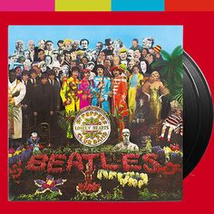 Win A Copy Of The Beatles' Sgt. Pepper On Vinyl!
