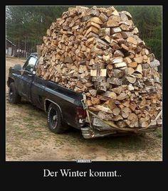 Der Winter kommt.. | Lustige Bilder, Sprüche, Witze, echt lustig