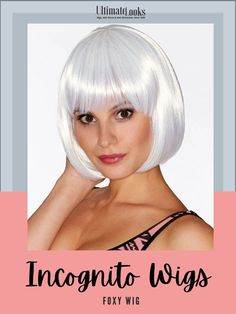 Foxy Wig by Incognito Wigs...Funky just got affordable...with Incognito! #hairstyles #hairdo #hairoftheday #styleinspo #styles Short Hair Wigs, Short Hair Styles, Natural Looking Wigs, Ordinary Day, Wig Hairstyles, Hair Lengths, Color Show, Special Events, Bob Styles
