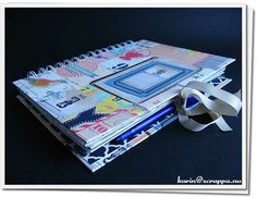 Homemade Smash Book It's Okay: Just Smash It All In! Summer Mini for Counterfeit Kit Summer Challenge