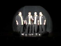 "This is one of my favorite barbershop quartets ""Lunch Break"" usually they are very funny, however in this song they sing the more serious ""Victory Road"" one of my favorites, awsome!"