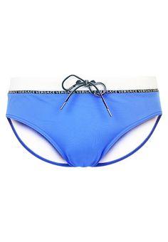 Versace MARE Kąpielówki blue chiaro/bianco 549.00zł Materiał: 80% poliamid, 20% elastan #moda #fashion #men #mężczyzna #versace #mare #kąpielówki #blue #chiaro #bianco #męskie #niebieski #plażowa #męska #summer #latto