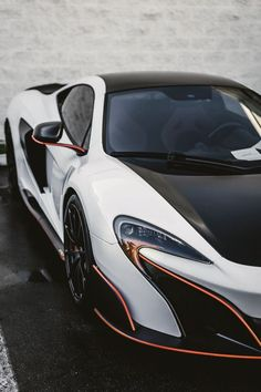 Mclaren 675LTS, the lightest, most driver-focused, most exclusive series-production McLaren supercar