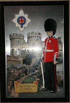 Coldstream Guards British Army Windsor Castle by CeramicsPast Army Tattoos, Windsor Castle, British Army, Military Art, Division, Household, Posters, Antiques, Shop