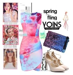 """Yoins 6"" by fashion-addict35 ❤ liked on Polyvore featuring BB Dakota, Elie Saab and yoins"