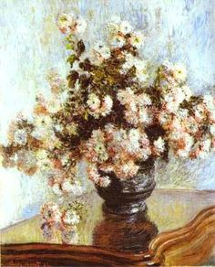 Vase with Flowers by Claude Oscar Monet - Art gallery oil painting reproductions Oil Painting App, Oil Painting Texture, Oil Painting For Sale, Online Painting, Oil Painting On Canvas, Painting Art, Painting Lessons, Canvas Paintings, Monet Paintings