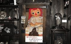 Six of the Creepiest and Most Haunted Objects of All Time
