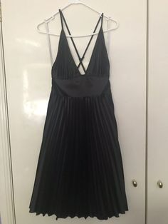 6588aae90ca0 Review Pleated Dress Black Size 12 #fashion #clothing #shoes #accessories  #womensclothing