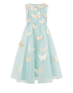 Ruby Butterfly Dress