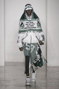 Dándole una oportunidad a los nuevos talentos, la Parsons the New School for Design se presenta en la semana de la moda de Nueva York