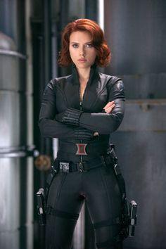 Scarlett - Avengers