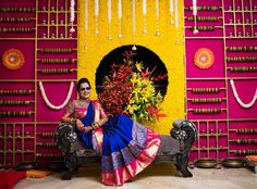 Baby Shower Floral Decorations Flower 62 Ideas For 2019 Desi Wedding Decor, Wedding Mandap, Indian Wedding Decorations, Wedding Stage, Baby Shower Decorations For Boys, Stage Decorations, Floral Decorations, Indian Baby Showers, Romance