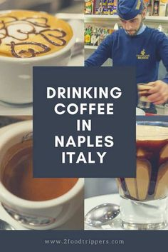 The Italian coffee culture is unique compared to the rest of the world. See what it's like to drink coffee in Naples cafes and check out our insider tips for drinking coffee in Italy.