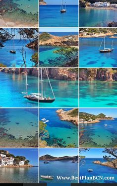 BEST #COSTABRAVA MOMENTS & EXPERIENCES . A PIECE OF PARADISE