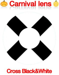 [コスプレ] クロス ブラック&ホワイト - Crazy-Cross Black&White [14.2mm]