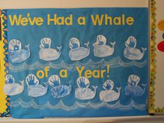 Image result for whale bulletin board border
